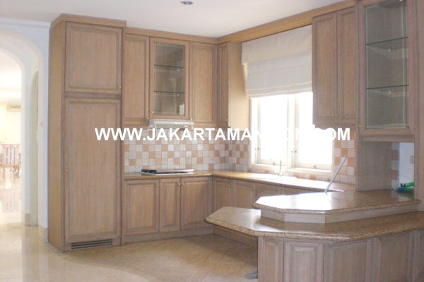 HR192 House for Rent in Kuningan Jakarta