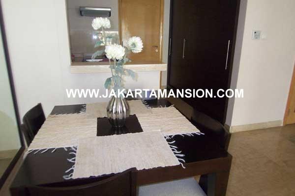 AR204 Senayan Residence Jakarta For Rent