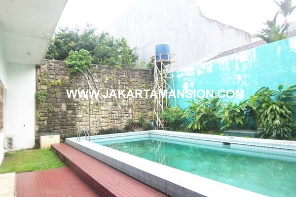 HR221 House in Pondok Indah for Rent