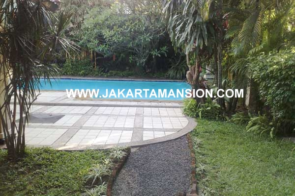HR229 House at Patra Kuningan Rasuna Said for Rent