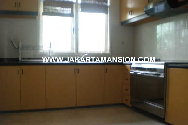 HR237 For Rent House in Pondok Indah