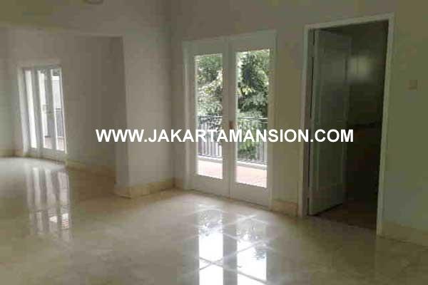 HR289 House in Senopati Kebayoran Baru Jakarta for Rent