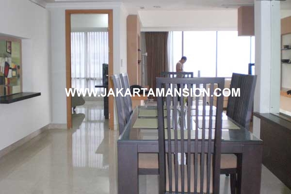 AR297 SUDIRMAN MANSION FOR RENT