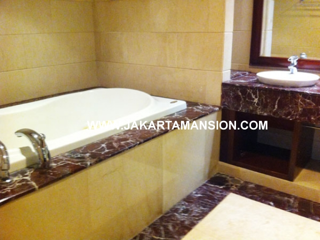 AR311 SCBD SUITES Apartments for rent negotiable