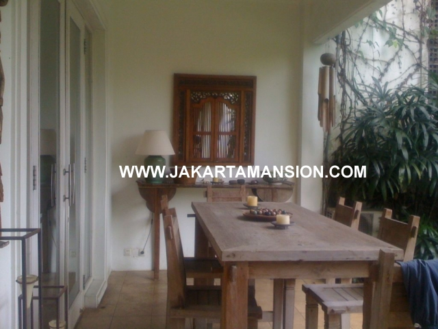HR348 House for Rent near Cipete