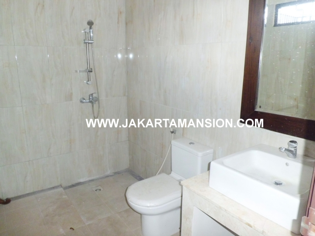 HR349 House for rent at cilandak