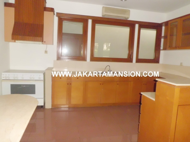 HR356 House for rent at Pondok Indah