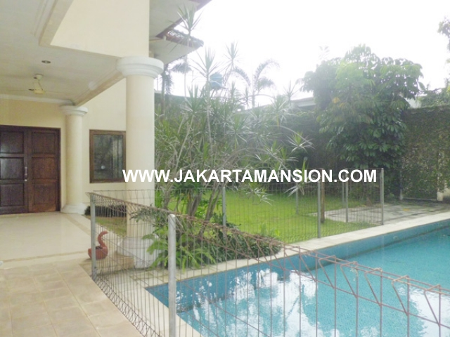 HR380 House for rent at kemang