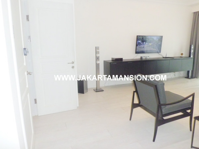 AR386 Apartment Capital Residence Sudirman Central Business District