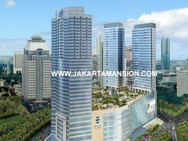 AS415 Apartemen Pacific Place at Ritz Carlton SCBD SUdirman Dijual