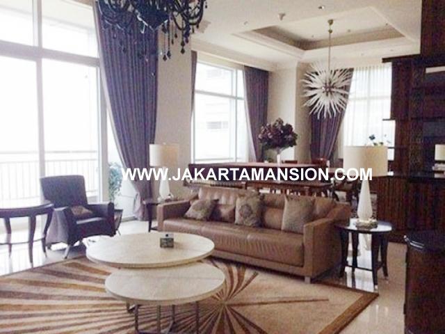 AS444 Apartemen Pacific Place Ritz Carlton SCBD Sudirman Dijual