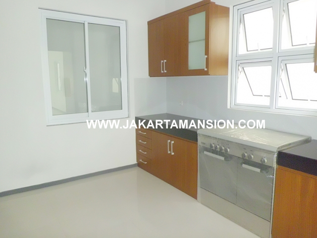 HR447 House for rent at Senopati Kebayoran Baru