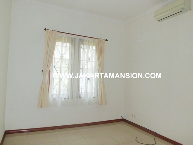 HR448 House for rent at Kemang