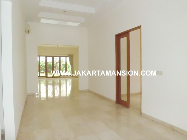 HR449 House for rent at Ampera Kemang