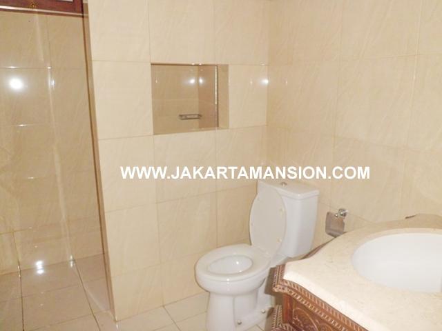 HR450 House for rent at Kemang