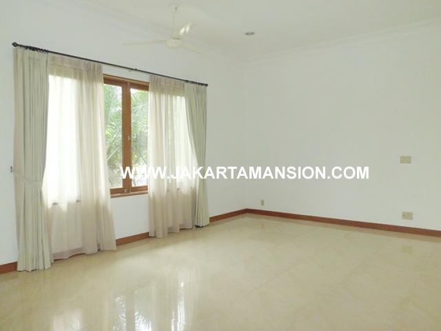 HR470 House for rent at Kemang