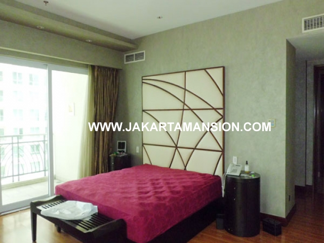 AS489 Pakubuwono Residence 3 bedrooms plus study room dijual