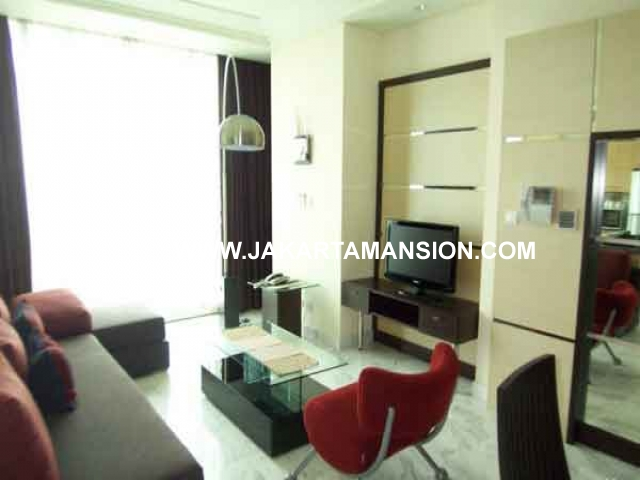 AS502 Apartemen The Peak Sudirman 3 Bedrooms DiJual