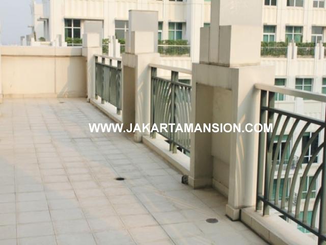 AS507 Penthouse Apartemen Pakubuwono Residence Dijual/sale dan Disewakan/rent