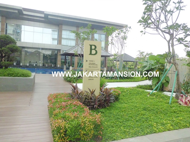 AR522 Botanica Apartment Simprug for Rent