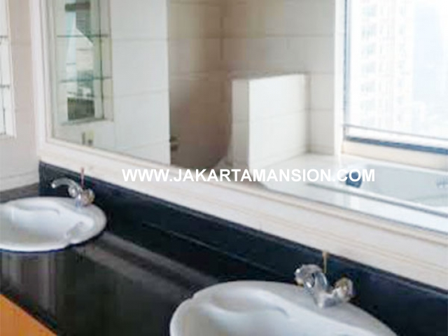 AS529 Apartemen Sailendra at JW Marriot Mega Kuningan 4 bedrooms Dijual