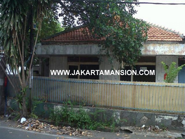 HS535 Rumah Tua Jalan Imam Bonjol Menteng Dijual Jarang ada