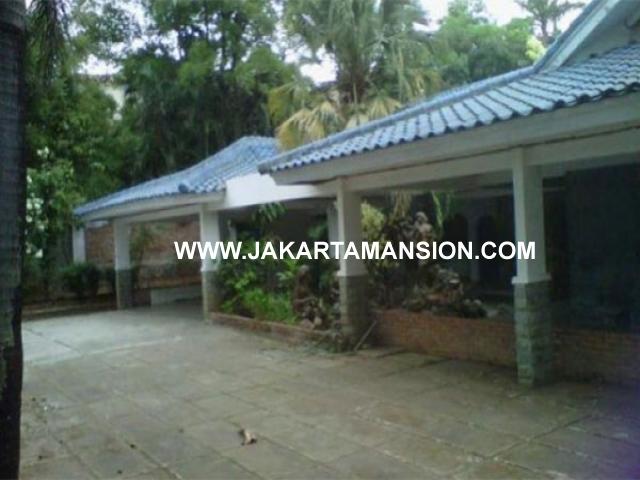 HS537 Rumah Jalan Madiun Menteng Dijual Jarang ada Ngantong