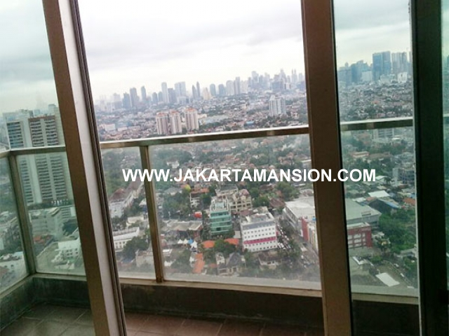 AS539 Apartement Kemang Village tower Ritz 2 bedrooms Dijual