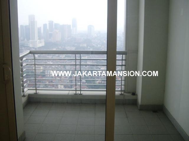 AS545 Apartement The Peak Residence Sudirman Dijual dan Disewakan