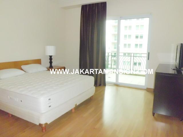 AS546 Apartement Pakubuwono Residence 2 bedrooms + study room Dijual Disewakan Sale Rent