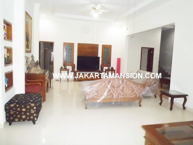 HS551 Rumah Jalan Prapanca 2 Brawijaya Dharmawangsa Dijual