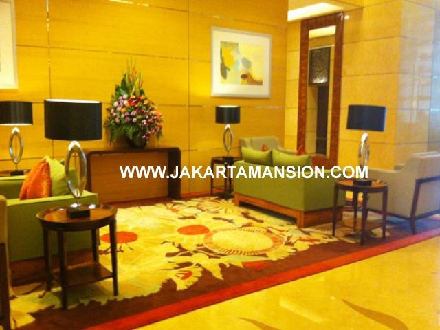 AS555 Apartement Senopati Penthouse Residence SCBD Kebayoran Baru Dijual Disewakan Sale Rent