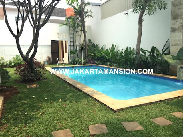 HR564 house for rent lease at kemang rumah kemang jakarta selatan disewakan
