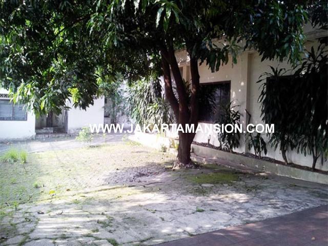 HS581 Rumah Menteng Jakarta Pusat Jalan Salatiga Dijual For Sale