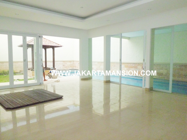 HR586 Compound for rent at Pejaten close to kemang