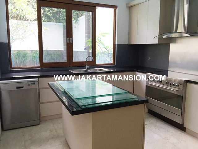 HR591 Compound for rent at Kemang
