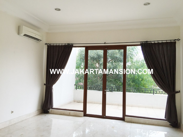 HR594 House for rent at Ampera close to kemang
