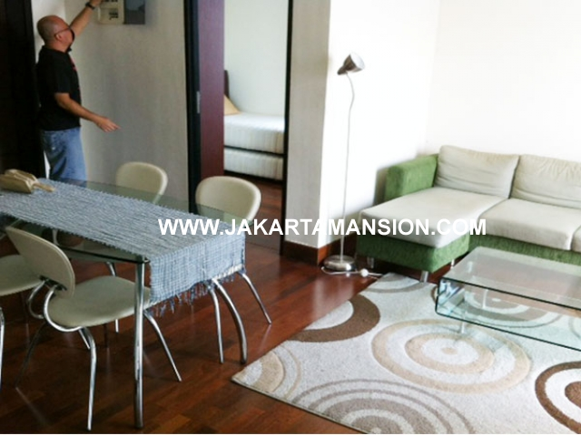 AS600 Apartement Essence Dharmawangsa Residence Kebayoran Baru Dijual For Sale