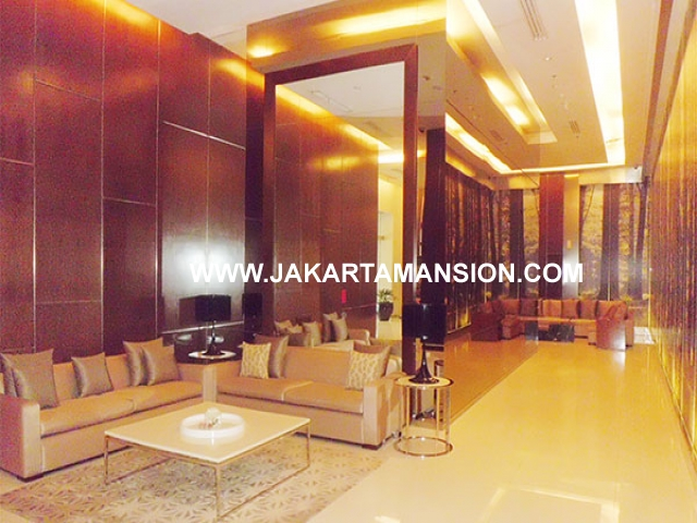 AR603 Penthouse Apartement Kemang Village Residence For Rent Lease Disewakan