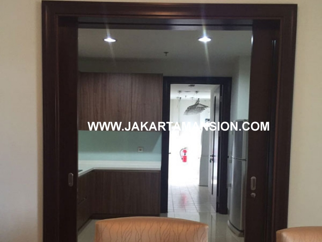 AS620 Apartement Pakubuwono View 2 bedrooms Dijual Murah For Sale