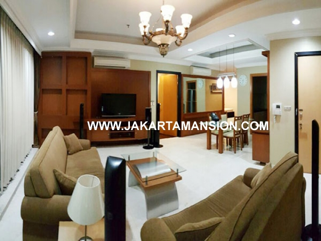 AS656 Apartement Setiabudi Residence Rasuna Said 3 bedrooms Dijual Private Lift