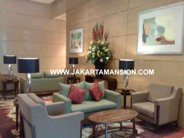 AS674 Apartement Capital Residence SCBD Sudirman Dijual Murah Furnished