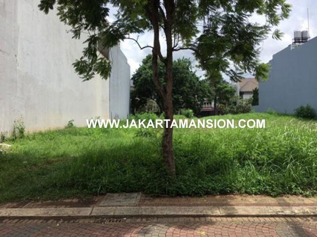 LS679 Tanah Kavling Senayan Residence Jakarta Selatan Dijual Murah