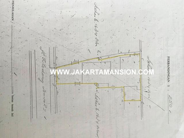 HS690 Rumah Jalan Tulodong SCBD Senopati Dijual Murah Jarang Ada