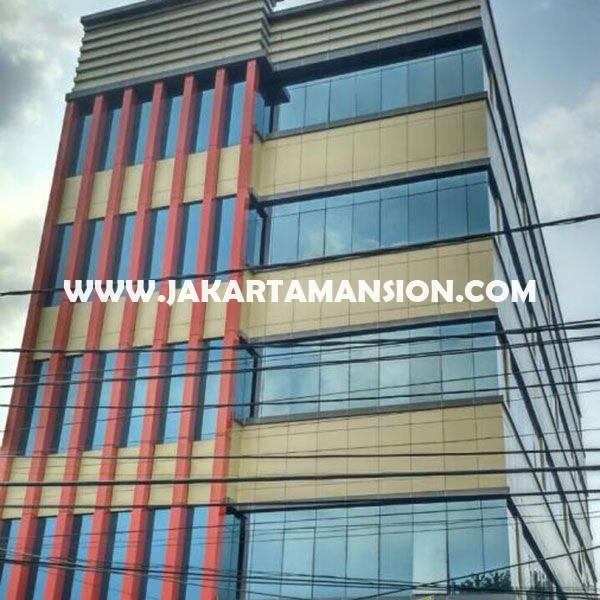 OS719 Gedung Kantor Baru 5 lantai Cikini Menteng Jakarta Pusat Dijual Murah