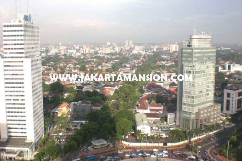 AS755 The Kempinski Residence Thamrin 3 bedrooms Dijual Murah 12 Milyar luas 261m view Bundaran HI