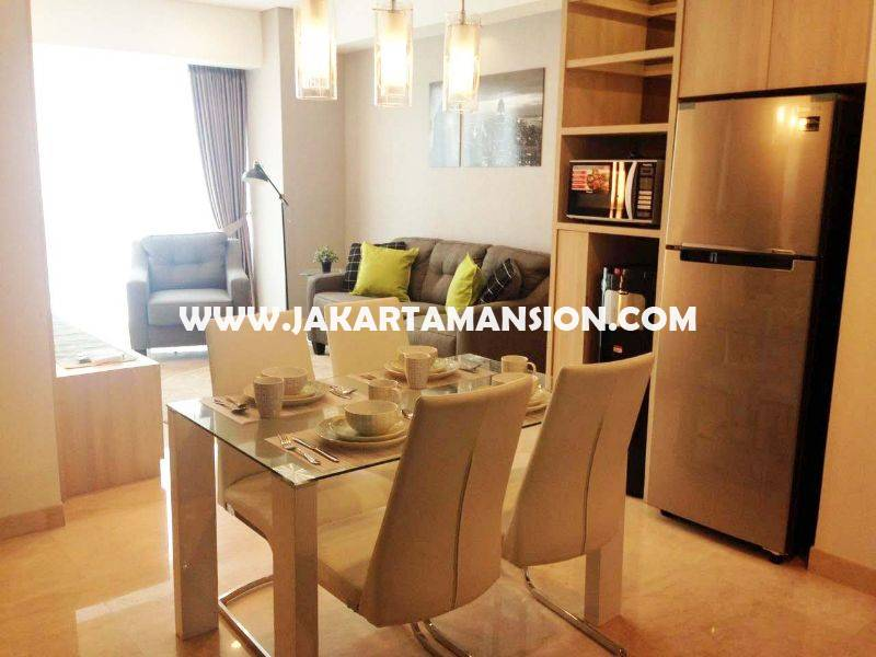 AR773 Apartment Setiabudi Sky Garden for rent sewa lease at Kuningan