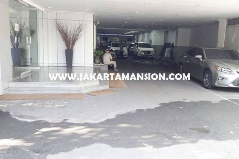 CS777 Gedung Kantor 4 Lantai di Menteng Jakarta Pusat Dijual Cepat Murah 85 Milyar