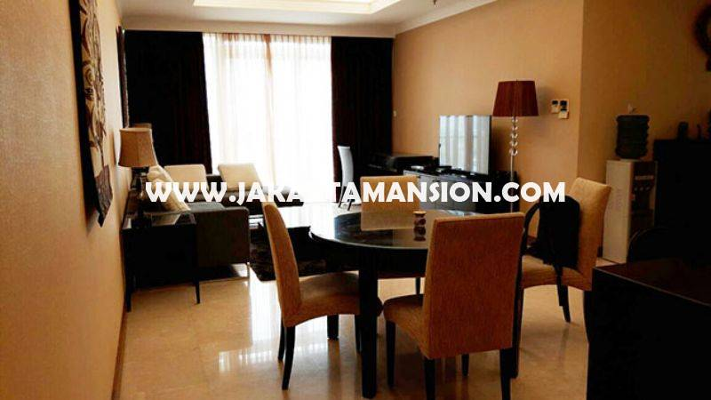 AR785 Kempinski Private Residence for rent sewa lease at Grand Indonesia Thamrin