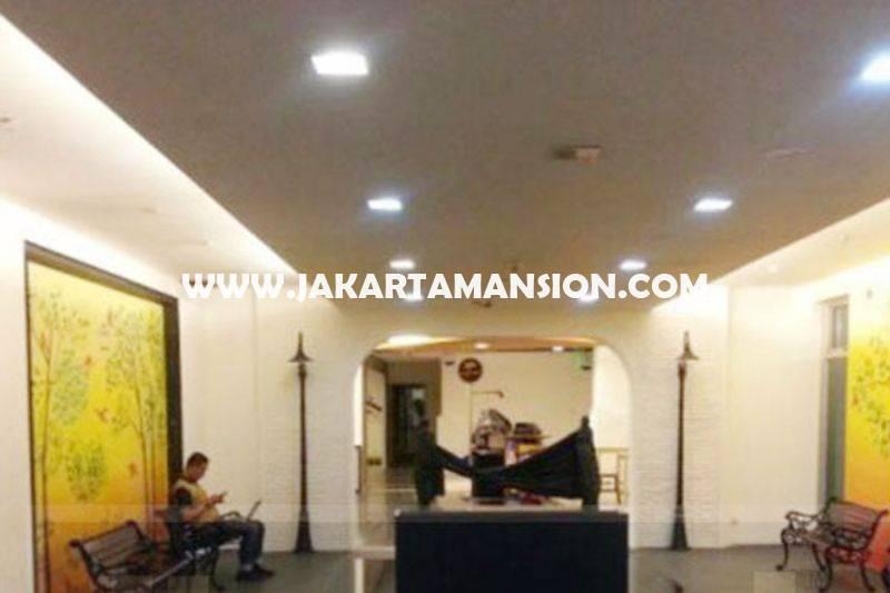 OS796 Gedung Kantor kebon sirih Jakarta Pusat Brand New Dijual Murah 9 Lantai